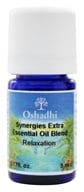 Oshadhi - Professional Aromatherapy Relaxation Essential Oil - 5 ml.