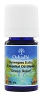 Oshadhi - Professional Aromatherapy Stress Relief Synergy Blend Essential Oil - 5 ml. (099700426555)