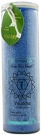 Aloha Bay - Throat Center Chakra Jar Visuddha Candle - 17 oz.
