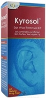 Squip - Kyrosol Ear Wax Removal Kit - CLEARANCED PRICED by Squip