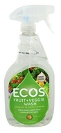 Earth Friendly - Fruit & Vegetable Wash - 22 oz. - $3.49