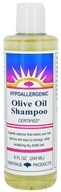 Heritage - Olive Oil Shampoo Hypoallergenic Unscented - 8 oz., from category: Personal Care