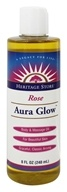 Heritage - Aura Glow Rose Scent - 8 oz., from category: Personal Care