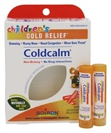 Image of Boiron - Children's Coldcalm Pellets - 80 Pellets