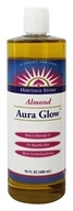 Image of Heritage - Aura Glow Oil Almond Scent - 16 oz.