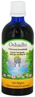 Oshadhi - Professional Aromatherapy Therapeutic Organic Massage And Body Oils 1001 Nights - 100 ml. by Oshadhi