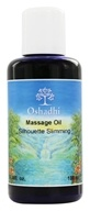 Oshadhi - Professional Aromatherapy Therapeutic Organic Massage Oil Silhouette Slimming - 100 ml., from category: Aromatherapy