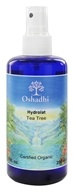 Image of Oshadhi - Professional Aromatherapy Floral Water Organic Tea Tree - 200 ml.
