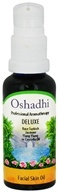 Image of Oshadhi - Professional Aromatherapy Facial Skin Oil Deluxe - 30 ml.