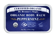 Dr. Bronners - Magic Organic Balm Peppermint - 0.5 oz.