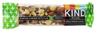 Kind Bar - Plus Nutrition Bar Almond & Cashew with Flax + Omega 3 - 1.4 oz.