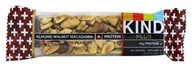 Kind Bar - Plus Protein Nutrition Bar Almond Walnut Macadamia with Peanuts - 1.4 oz.