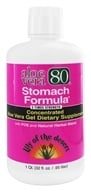 Lily Of The Desert - Aloe Vera 80 Stomach Formula - 32 oz., from category: Nutritional Supplements