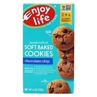 Image of Enjoy Life Foods - Chewy Chocolate Chip Cookies - 6 oz.