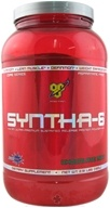 BSN - Syntha-6 Sustained Release Protein Powder Chocolate Mint - 2.91 lbs. by BSN