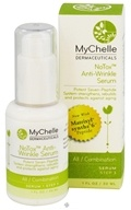 MyChelle Dermaceuticals - NoTox Anti-Wrinkle Serum with Matrixyl Synthe'6 Peptide All/Combination Step 3 - 1 oz. (817291000714)