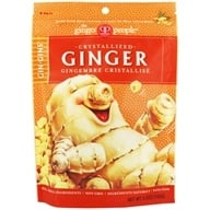 Ginger People - Crystallized Ginger - 3.5 oz., from category: Health Foods