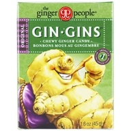 Ginger People - Ginger Chews Original Travel Size - 1.6 oz.