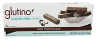 Image of Glutino - Gluten Free Wafer Cookies Chocolate Coated - 4.6 oz.