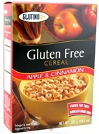 Glutino - Gluten Free Cereal Apple and Cinnamon - 10.1 oz. (678523010501)