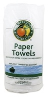 Image of Earth Friendly - Paper Towels Extra Strength Two-Ply - 90 Sheet(s)