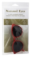 Natural Eyes - Pinhole Glasses Kids Red, from category: Health Aids
