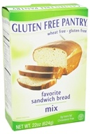 Glutino - Gluten Free Pantry Favorite Sandwich Bread Mix - 22 oz., from category: Health Foods