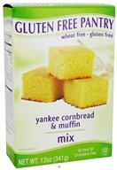 Glutino - Gluten Free Pantry Yankee Cornbread & Muffin Mix - 12 oz., from category: Health Foods