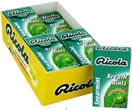 Ricola - Breath Mints Sugar Free Spearmint - 0.88 oz.