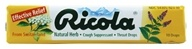 Ricola - Natural Herb Throat Drops Natural Herb - 10 Drops (036602079922)