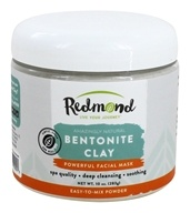 Redmond Trading - Bentonite Clay Facial Mask - 10 oz.