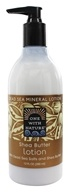 Image of One With Nature - Dead Sea Mineral Hand & Body Lotion Moisturizing Shea Butter - 12 oz.