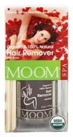Moom - Organic Hair Remover Kit with Rose Essence by Moom