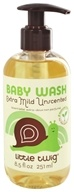 Image of Little Twig - Baby Wash Extra Mild Unscented - 8.5 oz.
