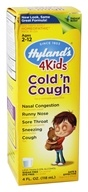 Hylands - Cold'n Cough 4 Kids - 4 oz. by Hylands