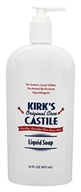 Kirk's Natural - Original Coco Castile Liquid Soap - 16 oz.