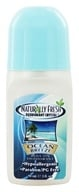 Image of Naturally Fresh - Deodorant Crystal Roll-On Ocean Breeze - 3 oz.