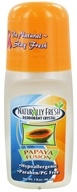 Image of Naturally Fresh - Deodorant Crystal Roll-On Papaya Fusion - 3 oz.