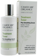 CamoCare Organics - Treatment Toner Plus Smoothing Serum - 4 oz.
