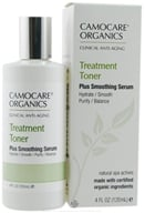 CamoCare Organics - Treatment Toner Plus Smoothing Serum - 4 oz. by CamoCare Organics