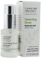 CamoCare Organics - Quenching Serum Hyaluronic Acid - 1 oz.