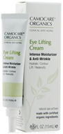 CamoCare Organics - Eye Lifting Cream Intense Moisturizer and Anti-Wrinkle - 0.5 oz. (033674153093)