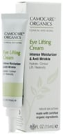 Image of CamoCare Organics - Eye Lifting Cream Intense Moisturizer and Anti-Wrinkle - 0.5 oz.