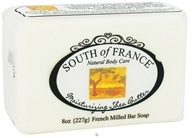 South of France - French Milled Vegetable Bar Soap Moisturizing Shea Butter - 8 oz.