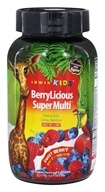 Irwin Naturals - Irwin Kids BerryLicious Super Multi Sweet Berry - 30 Chew(s) - $13.49