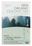 Prince of Peace - Organic Oolong Tea - 20 Tea Bags, from category: Teas