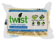 Image of Twist - Biodegradable Loofah Cleaning Sponge 2 Pack