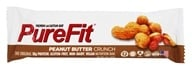 PureFit - All-Natural Nutrition Bar Peanut Butter Crunch - 2 oz.