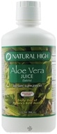 Image of Natural High - Aloe Vera Juice - 32 oz.