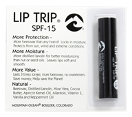 Mountain Ocean - Lip Trip SPF-15 - 0.165 oz.